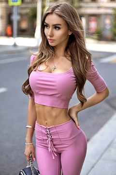Hot Insta Model Valenti Vitell